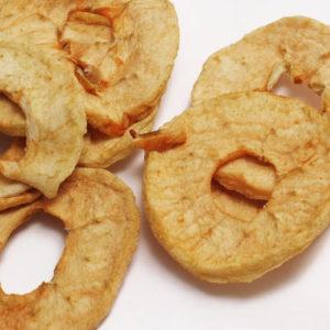 Bioles dried apple rings