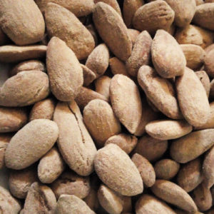 Bioles roasted & salted almonds