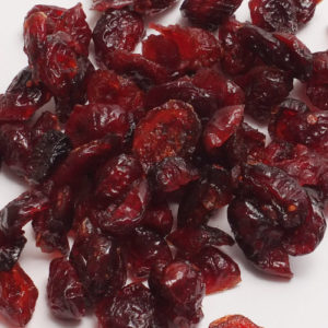 Bioles cranberries with cane sugar