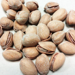 Bioles pistachio nuts, roasted & salted
