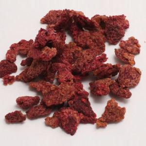 Bioles dried raspberries