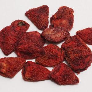 Bioles dried strawberries