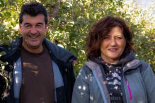 Organic fruit producer Galo Naila