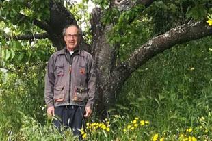 Organic cherry producer Paco Aceras
